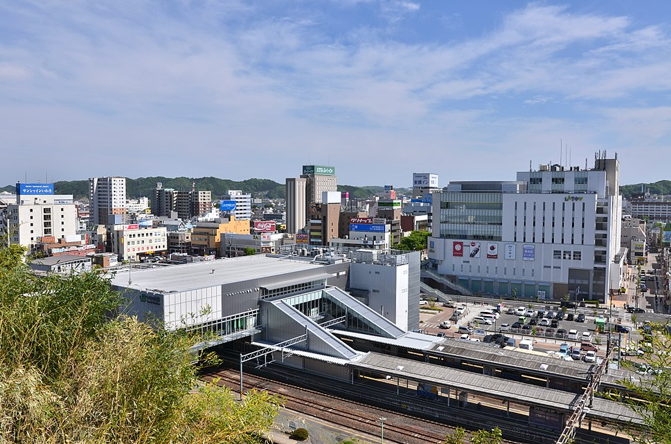 View of Iwaki station in Iwaki city - panoramio 78