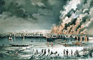 Quebec fires of 1845