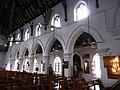 View of gallery towards left of entrance - Christ Church, Rawalpindi.jpg