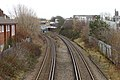 View south from St John's Road footbridge, Waterloo.jpg