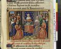 Vigiles de Charles VII, fol. 218, Serment des Bordelais à Juvénal.jpg
