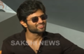 Vijay Devarakonda at an interview with Sakshi TV for the movie Geetha Govindham.png