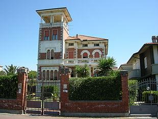 Villa Doria Piscina