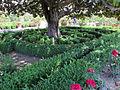 Villa corsini di mezzomonte, giardino all'italiana, terrazza inferiore 08.JPG