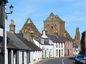 Village Street, New Abbey - geograph.org.uk - 397710.jpg