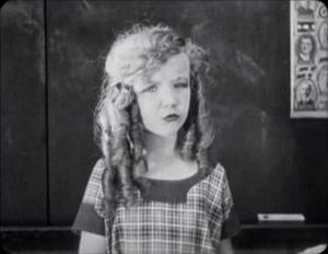 Virginia Davis - Virginia Davis in 1924