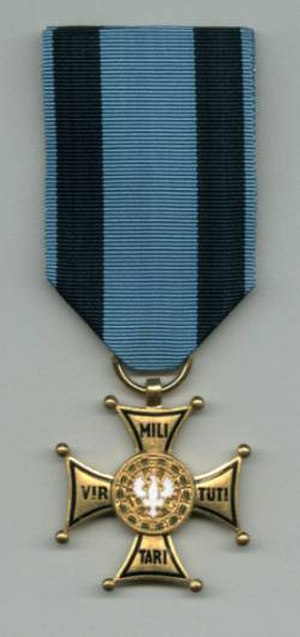 Antoni Patek - 4th Class Order of the Virtuti Militari