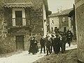 Visita del Obispo de Salamanca a Aldeadávila de la Ribera en 1917.jpg