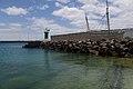 Vistas desde la cala en Puerto Naos 01.jpg