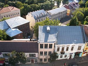 Vitebsk - Downtown of Vitebsk