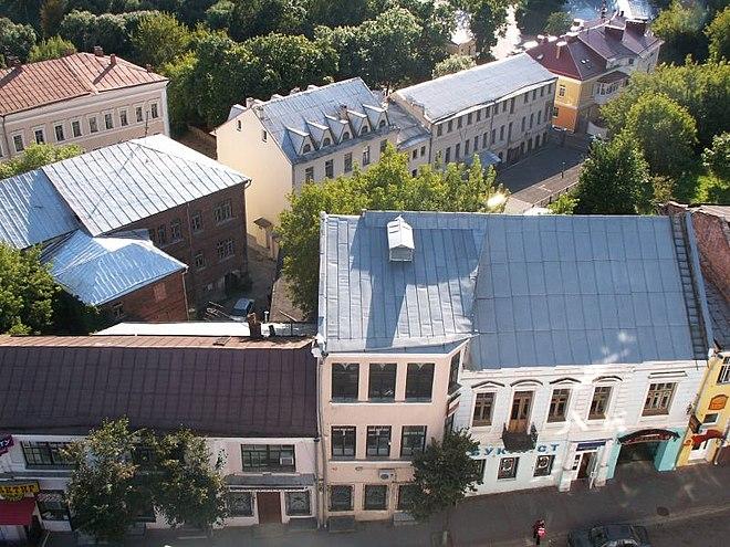 Vitebsk Şehir merkezi