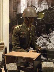 Vládní vojsko - uniforma (VHU)