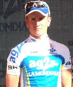 Vladímir Iefimkin al Tour Down Under 2009