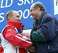 Vladimir Putin in Austria 8-11 February 2001-24.jpg