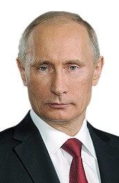 Vladimir Vladimirovich Putin (2nd Presidency)