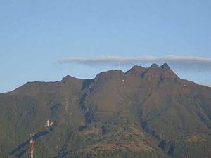 Cerro Bravo - Image: Volcán Cerro Bravo