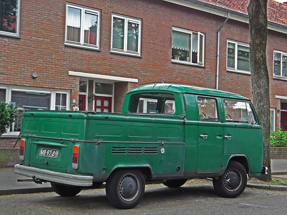 Volkswagen Transporter Pick-up (13936076527)