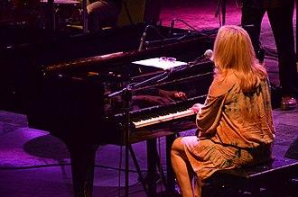 Vonda Shepard - Vonda Shepard's concert at International Jazz Festival of San Javier (June 2018)