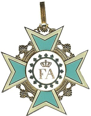 Order of the Rue Crown