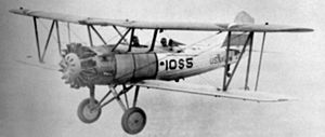 Vought O2U Corsair - O2U-4 Corsair