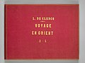Voyage en Orient et en Espagne Vols 3 & 4 -bound together- MET DP345508.jpg