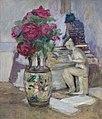 Vuillard - Flowers with Leda, 1900-1901.jpg