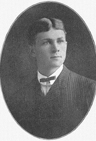 W. J. Monilaw - Monilaw from The Savitar, 1907