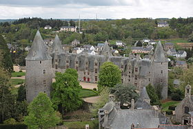 image illustrative de l'article Château de Josselin