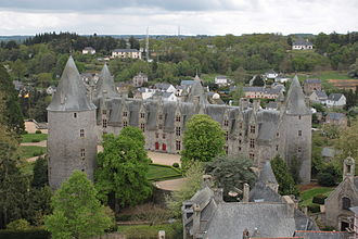 House of Rohan - Josselin Castle