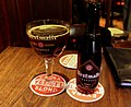 WESTMALLE TRAPPIST BIER AT THE OLD NICKEL HOTEL AMSTERDAM HOLLAND APRIL 2013 (9377146846).jpg