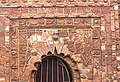 WLM@WB-Door decorated with Terracotta of Two Ancient Temples of Baidyapur 02.jpg