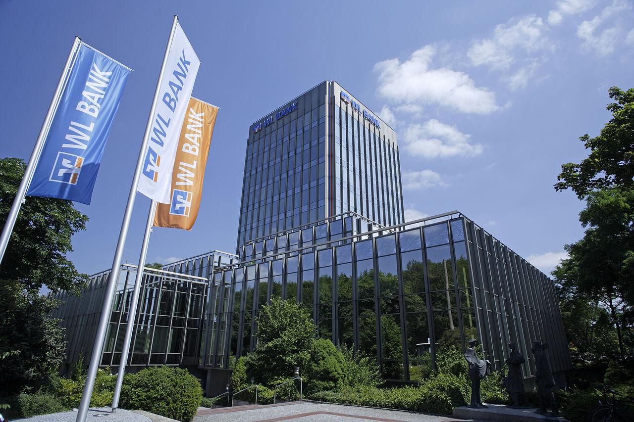 Hauptsitz der WL BANK in Münster