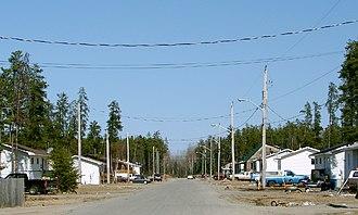 Wahgoshig First Nation - Image: Wahgoshig FN