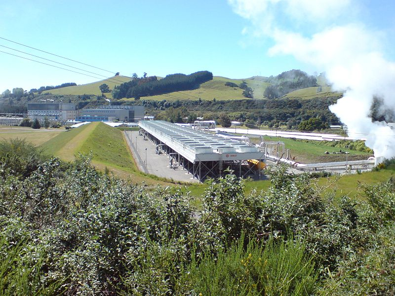What Does Geothermal Energy Look Like Pictures Please