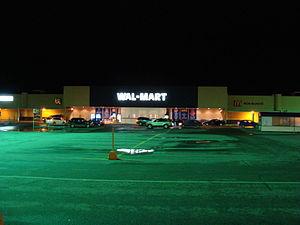 Wal-Mart de Chicoutimi.
