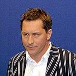 Waldemar Dolecki podczas Dnia Otwartego w TVP (9 września 2007)