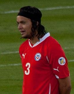 Waldo Ponce Chilean footballer
