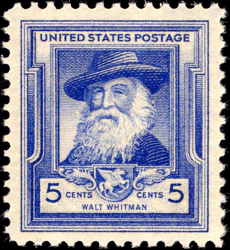 Walt Whitman, 1940