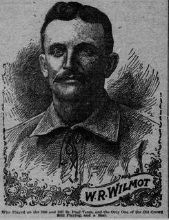 Walt Wilmot American baseball player