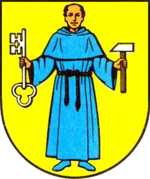 Stößen - Image: Wappen Stoessen