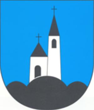 Kirchberg in Tirol - Image: Wappen at kirchberg in tirol