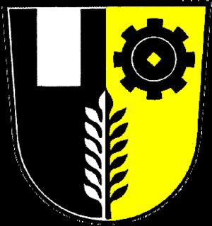 Ruhstorf an der Rott - Image: Wappen von Ruhstorf an der Rott