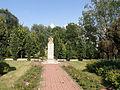 Warszawa - Rembertow - ul Cyrulikow pomnik 2012 (5).JPG