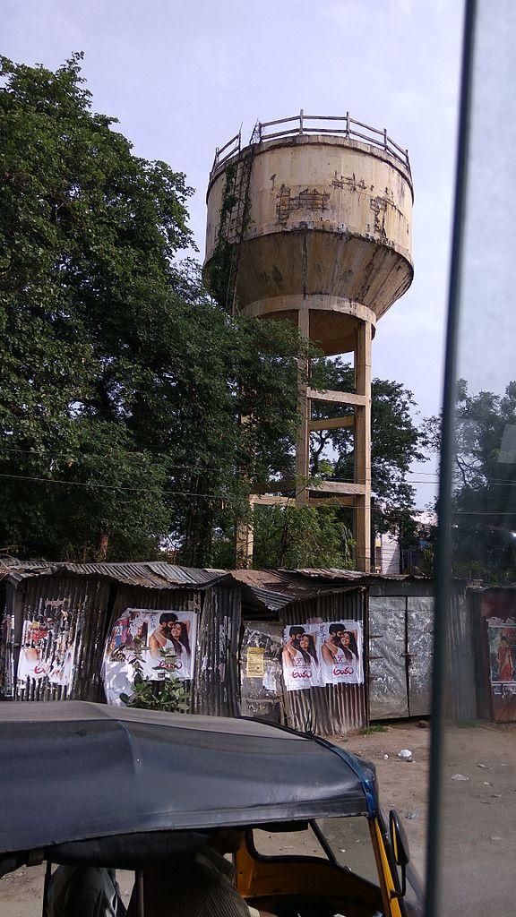 File:Water Tank in Jangon Village.jpg