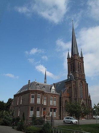 Wateringen - Image: Wateringen, Sint Jan de Doperkerk foto 2 2009 09 27 12.55