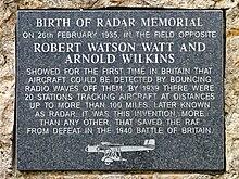 Robert Watson Watt Wikipedia