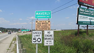 Waverly, Ohio - Image: Waverly OH1