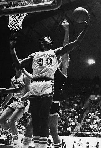 Wayne Robinson (basketball) - Robinson with the Virginia Tech Hokies