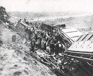 ウェースプ鉄道事故とは - goo Wikipedia (ウィキペディア) ウェースプ鉄道事故と