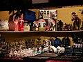 Weihnachtsmarkt Schwetzingen Verkaufsstand.JPG